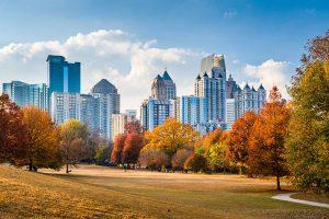 Atlanta Piedmont Park | Joy Home Care